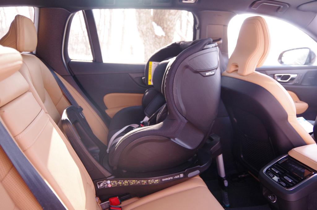 事故を予防し妊婦と子どもを守る車