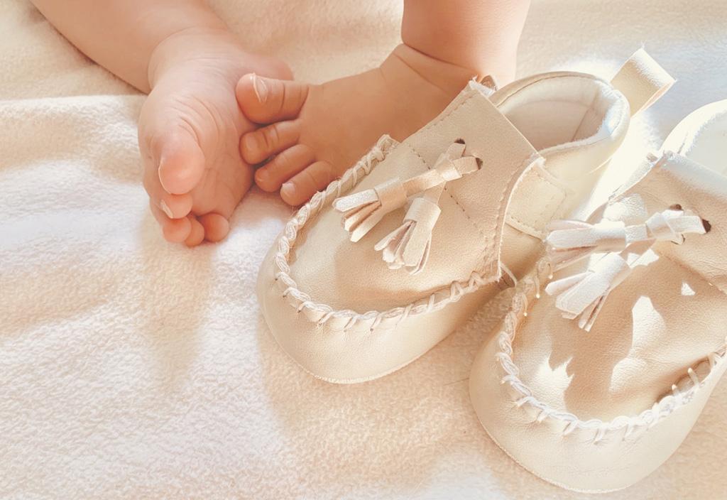 手形足形/靴/おむつ ケーキ