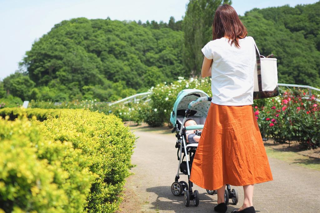 コロナ禍での赤ちゃんとの暮らし
