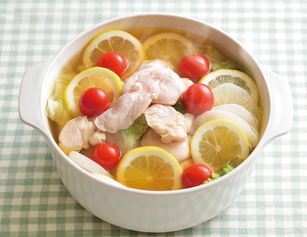 レモン&トマト鍋